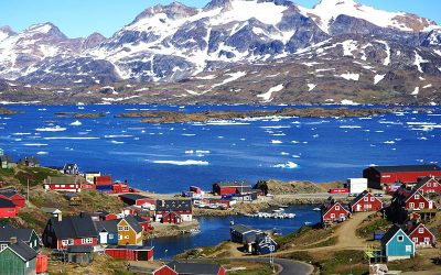 På tur til Grønland